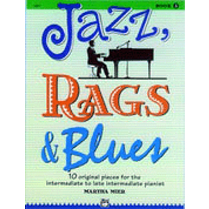 Jazz, Rags & Blues, Book 1 - General MIDI Disk