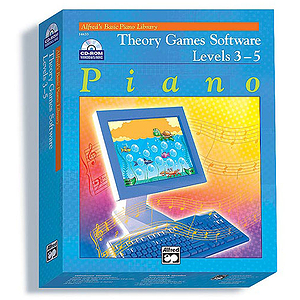 Theory Games for Windows V1.5 - Levels 3, 4, 5