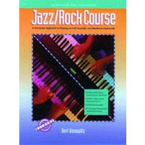 Alfred's Basic Adult Piano Course - Jazz/Rock Course - CD Only
