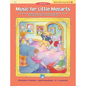 Music for Little Mozarts - Music Discovery (Book 1)