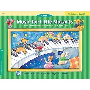 Music for Little Mozarts - Music Lesson (Book 2)