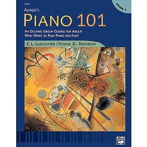 Piano 101 Book 1