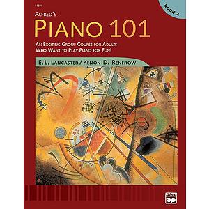 Piano 101 Book 2