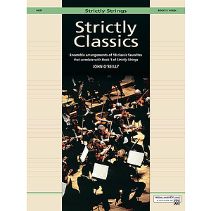 Strictly Classics, Book 1: Violin