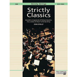 Strictly Classics, Book 1: Bass