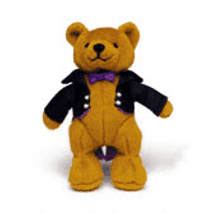 Music for Little Mozarts - Beethoven Bear (Stuffed Toy)