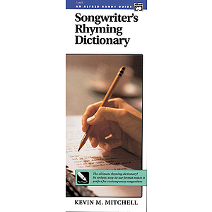 Essential Songwriter's Rhyming Dictionary (Handy Guide)