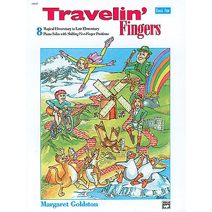 Travelin' Fingers - Book 1