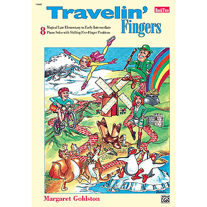 Travelin' Fingers - Book 2