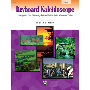 Keyboard Kaleidoscope - Book 1