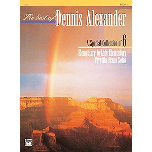 Best of Dennis Alexander, the - Book 1
