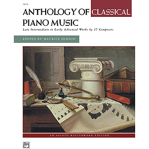 Anthology of Classical Piano Music