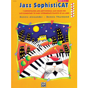Jazz Sophisticat - Solo Book 1