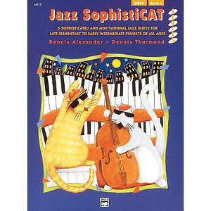 Jazz Sophisticat - Duet Book 1