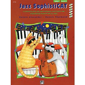 Jazz Sophisticat - Duet Book 2