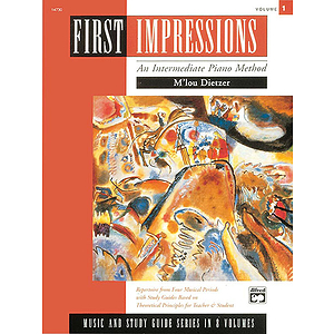 First Impressions - Music and Study Guides Intermediate 1
