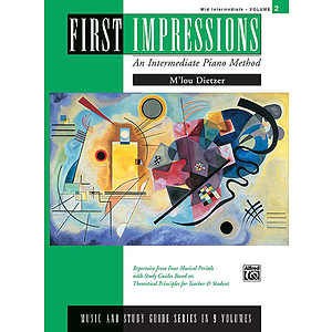 First Impressions - Music and Study Guides Intermediate 2