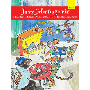 Jazz Menagerie - Book 1