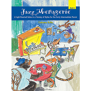 Jazz Menagerie - Book 2