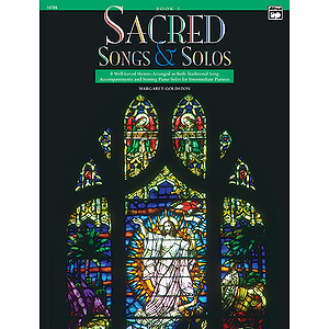 Sacred Songs and Solos - Book 2