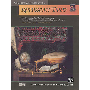 Renaissance Duets - Book