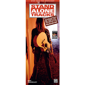 Stand Alone Tracks: Acoustic Rock (Handy Guide & CD)