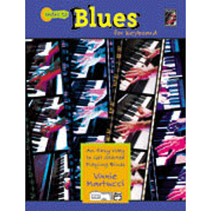 Intro To Blues Keyboard - Book & CD