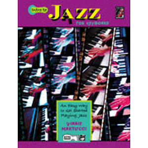 Intro To Jazz Keyboard - CD