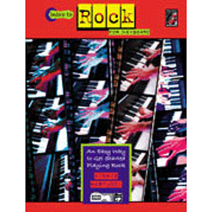 Intro To Rock Keyboard - CD