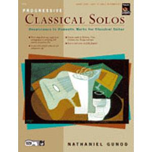 Progressive Classical Solos - CD