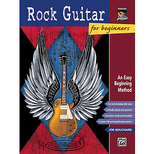 Rock Guitar for Beginners - Book