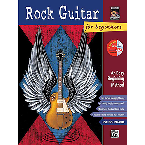 Rock Guitar for Beginners - Book & Enhanced CD
