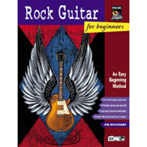 Rock Guitar for Beginners - Enhanced CD