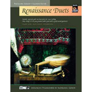 Renaissance Duets - CD
