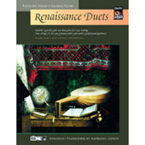 Renaissance Duets - Book & CD