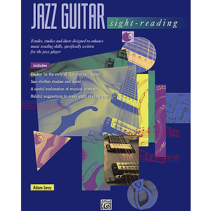 Jazz Guitar Sight-Reading - Book