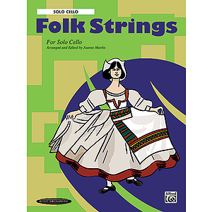 Folk Strings - Solo Cello