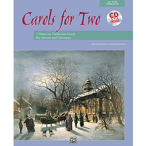 Carols for Two-7 Duets on Traditional Carols for Advent and Christmas - Book and Accompaniment CD
