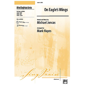On Eagle's Wings - SATB