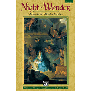 Night of Wonder - SATB Choral Score