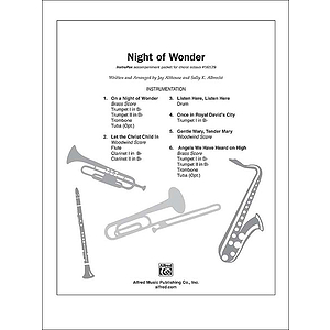 Night of Wonder - Instrupax