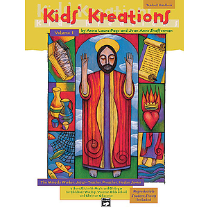 Kid's Kreations, Volume I - Teacher's Handbook
