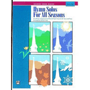 Hymn Solos for All Seasons - Accompaniment/Performance CD (Medium High)