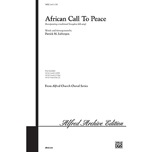 African Call To Peace - SAB