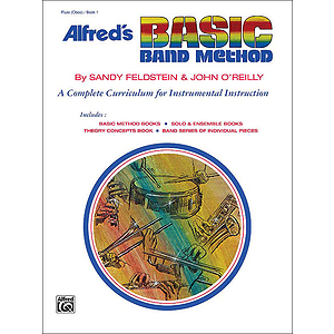 Alfred's Basic Band Method, Book 1 - Flute (Oboe)