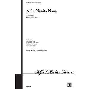 A La Nanita Nana - 3-Part Mixed