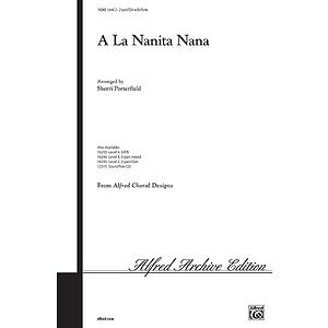 A La Nanita Nana - 2-Part/SSA
