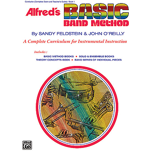 Alfred's Basic Band Method, Book 1 - Teacher's Guide and Full Score