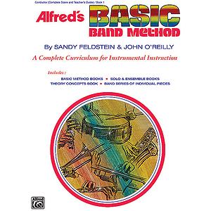 Alfred's Basic Band Method, Book 1 - Teacher's Guide and Full Score