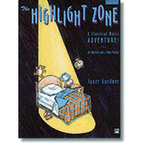 Highlight Zone, the - Soundtrax CD